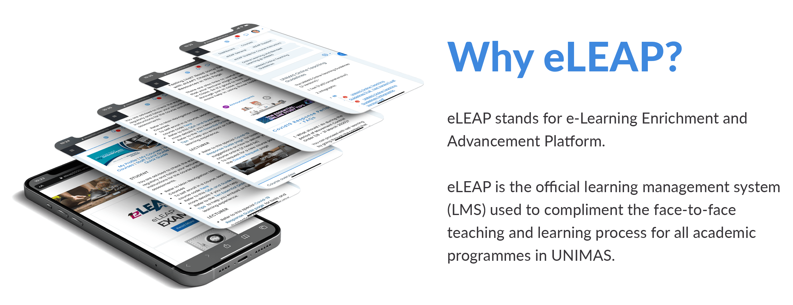 why eleap 01